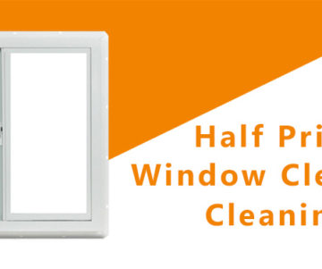 Half Price Window Cleaning