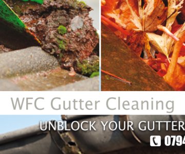 unblock your gutters today